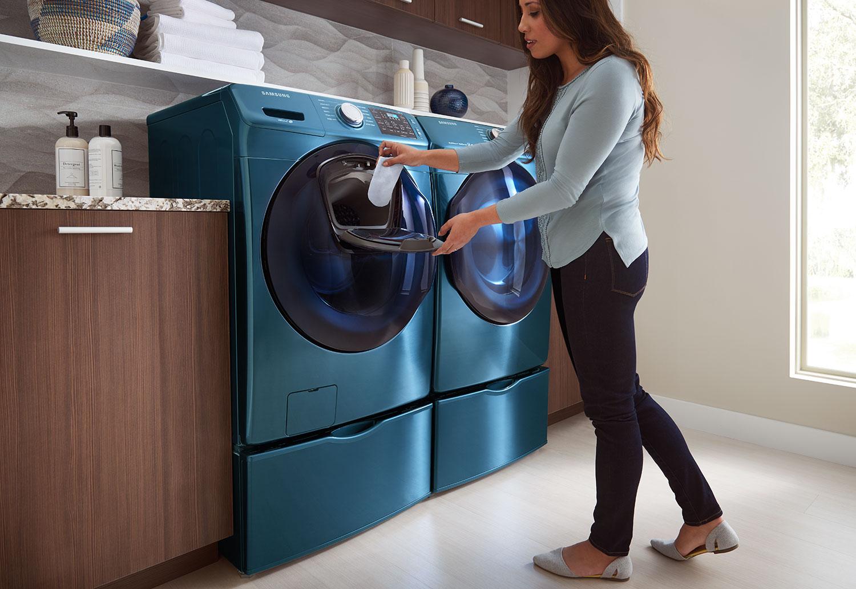 ทำไมต้องติดตั้งเครื่องซักผ้าไว้ในห้องครัว ?